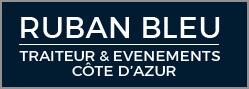 Ruban Bleu Logo